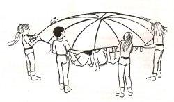 le parachute