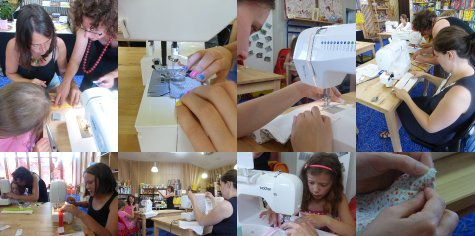Patchwork Atelier couture