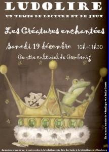 """Ludolire """"Les Créatures enchantées"""""""