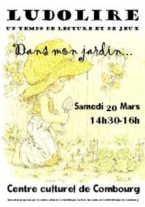 """Ludolire """"Dans mon jardin..."""""""