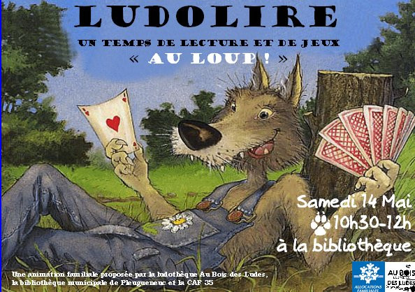 "LudoLire ""Au Loup"""
