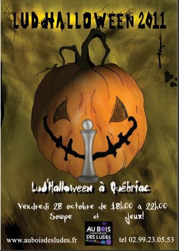 Lud'Halloween 2011