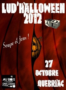 Lud'Halloween 2012