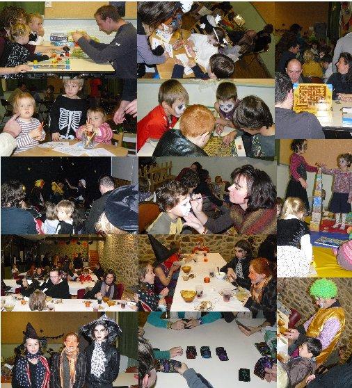 18h-22h : Soirée Lud'Halloween 2012