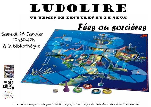 LudoLire Fées ou Sorcières à Saint Domineuc