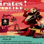 "Ludolire ""Pirates !"" à Hédé-Bazouges"
