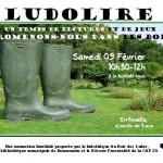 """Ludolire """"Promenons-nous dans les bois"""" à Bonnemain"""