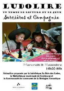 """Ludolire """"Sorcières"""" à Combourg"""