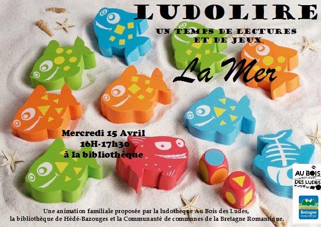 """Ludolire """"La Mer"""" à Hédé-Bazouges"""