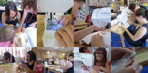 """Patchwork Atelier """"Couture ludique"""""""